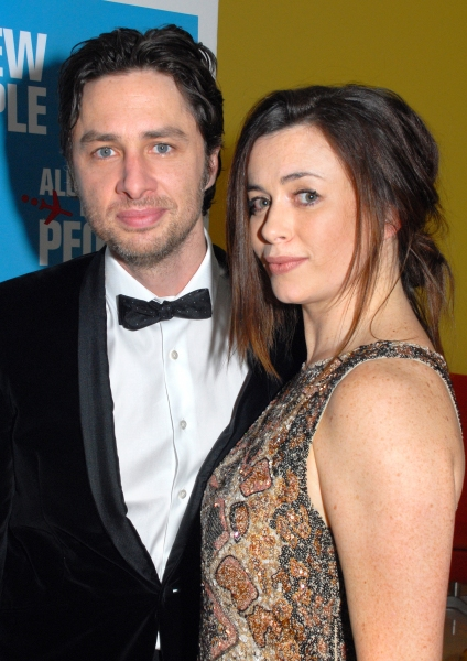Photo Flash: More! Zach Braff & Co. At ALL NEW PEOPLE Opening Night