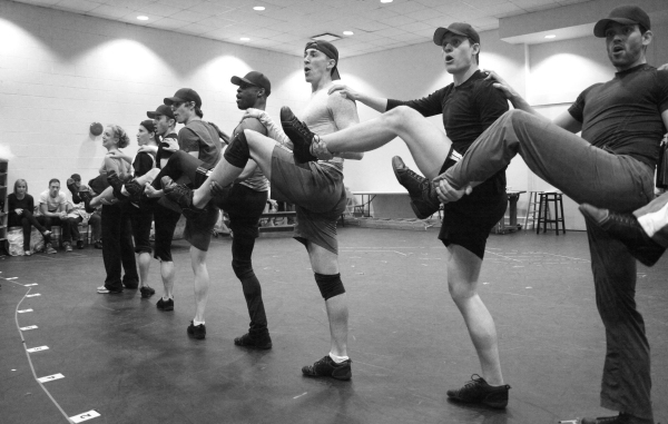 Photo Coverage: Meet the Company of Paper Mill's DAMN YANKEES!