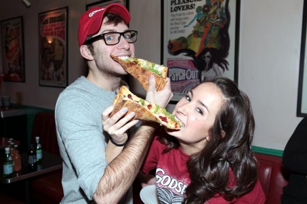 Corey Mach and Hannah Elless Photo