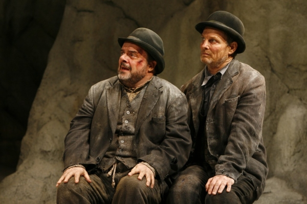 Nathan Lane and Bill Irwin at Roundabout Broadway Highlights: WAITING FOR GODOT