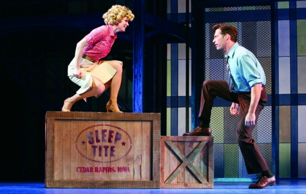 Roundabout Broadway Highlights: THE PAJAMA GAME