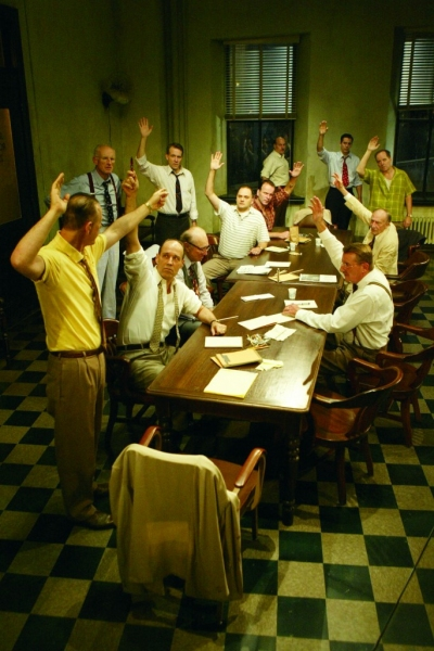Roundabout Broadway Highlights: 12 ANGRY MEN