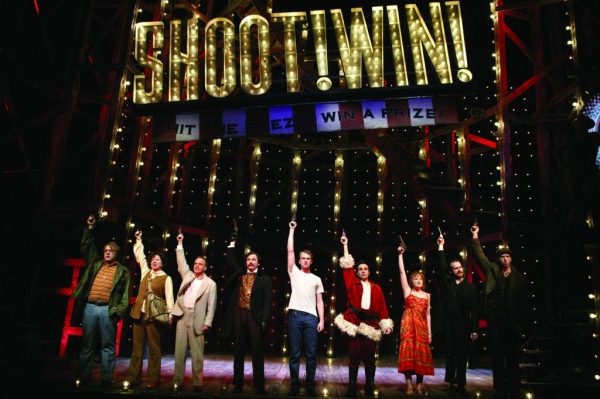 Roundabout Broadway Highlights: ASSASSINS