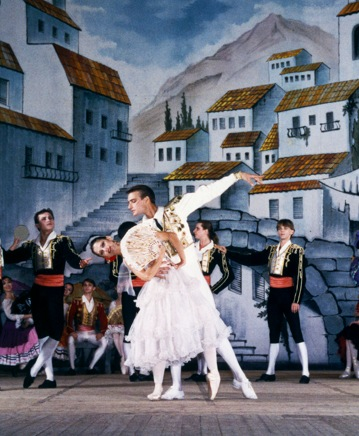 On Stage at Kingsborough Announces 'Stars of the Russian Ballet,' 3/18