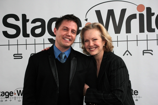 Photo Coverage: Susan Stroman, John Tartaglia, et al. at StageWrite iPad App Launch