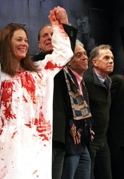 Marin Mazzie, Michael Gore, Lawrence D. Cohen, Dean Pitchford