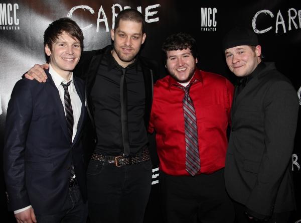 Corey Boardman, Ben Thompson, Brian Charles Johnson & F. Michael Haynie