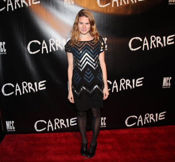 Photo Coverage: CARRIE's Opening Night Party