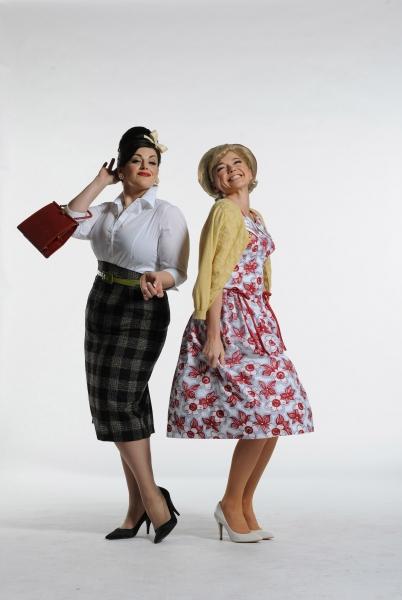 Jodie Prenger and Hannah Spearritt