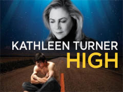 KATHLEEN TURNER Genius Glows In HIGH