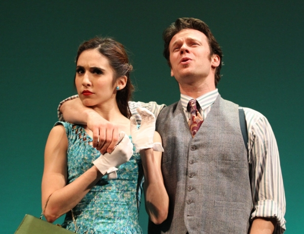 Photo Flash: Nicolas Dromard, Gabrielle Ruiz, et al. in  MAKE MINE MANHATTAN