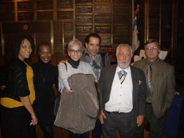 Diana Zollicoffer, Kenyetta Lethridge, Brooke Adams, Tony Shalhoub, Michael Mann, Eddie Gaynes