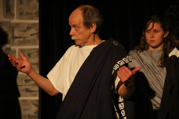 Shakespeare Players of RCP Present TIMON OF ATHENS, 3/16-31
