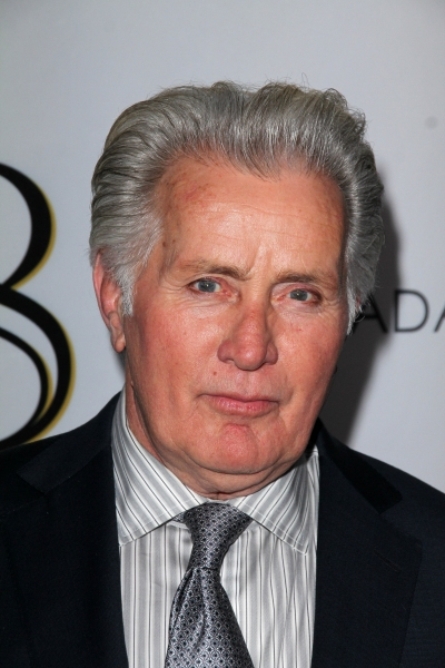 Martin Sheen  at Star Studded Arrivals at '8' Premiere