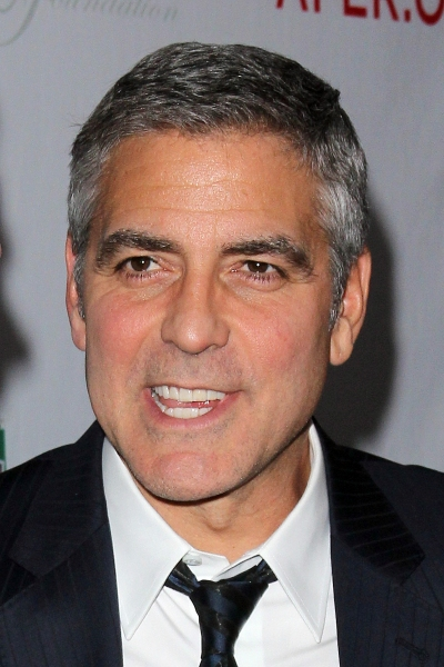 George Clooney  at Star Studded Arrivals at '8' Premiere