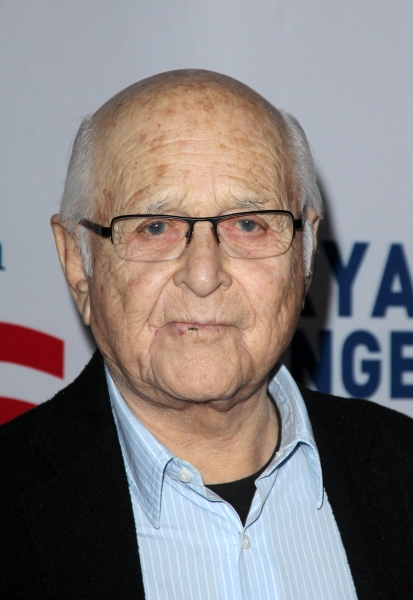 Norman Lear  at Star Studded Arrivals at '8' Premiere