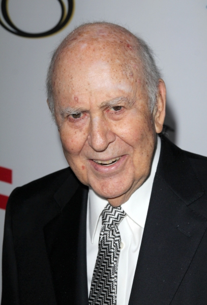 Carl Reiner at Star Studded Arrivals at '8' Premiere