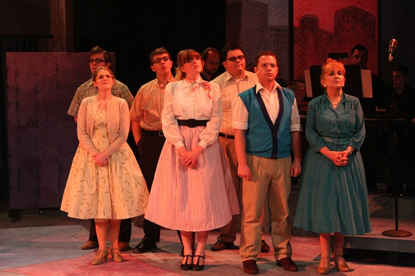 Photo Flash: First Look at New Line Theatre's CRY BABY!