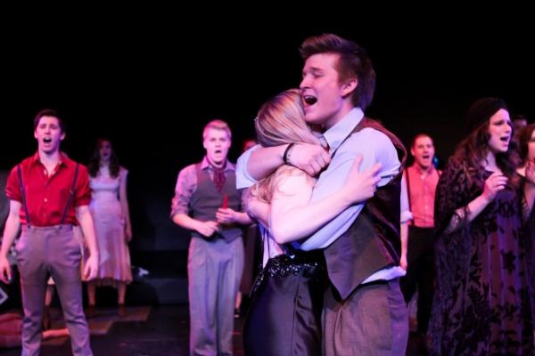 Photo Flash: Emerson College's DARLING Production Shots