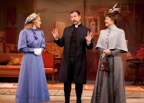 Photo Flash: First Look at Karen Ziemba, Kyle Harris, et al. in Old Globe's A ROOM WITH A VIEW