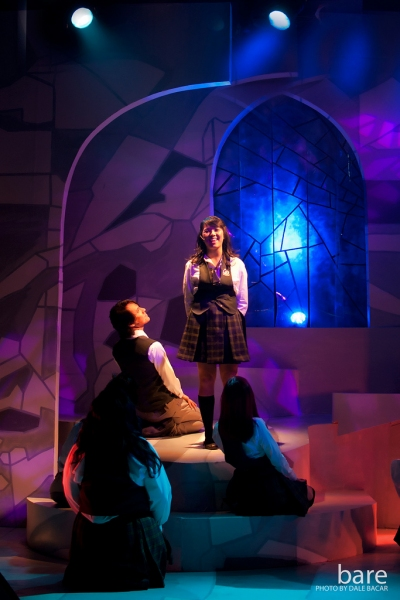 Photo Flash: Blue Repertory's Production of BARE