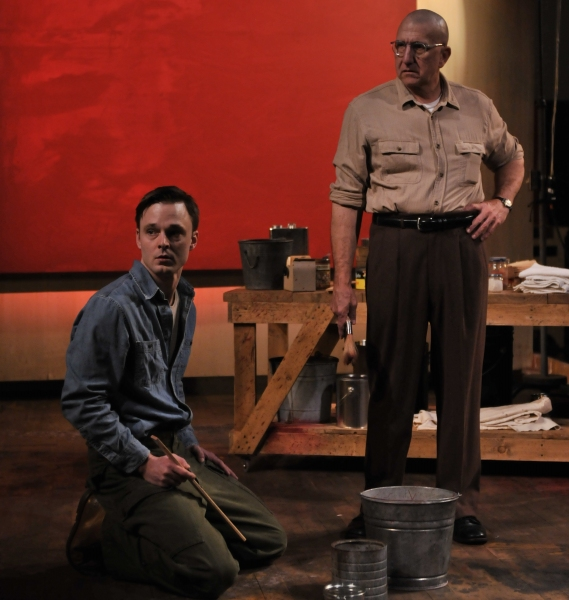 Photo Flash: Alley Theatre presents RED