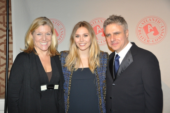 Photo Coverage: Elizabeth Olsen, Mary Beth Peil & More Celebrate Atlantic Theatre Co.