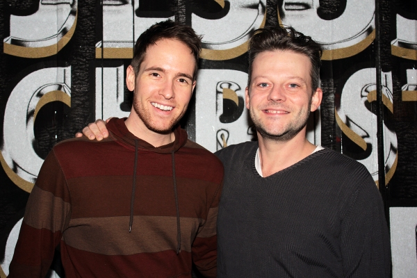 Photo Coverage: Broadway Welcomes JESUS CHRIST SUPERSTAR to the Great White Way