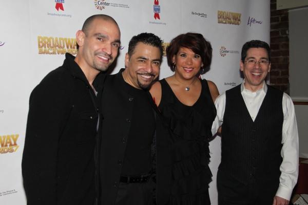 Javier Munoz, Danny Bolero, Doreen Montalvo and Tony Chiroldes