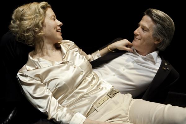 Nicole Underhay, Rick Roberts at Tarragon Theatre's SMALL ROOM Production Photos