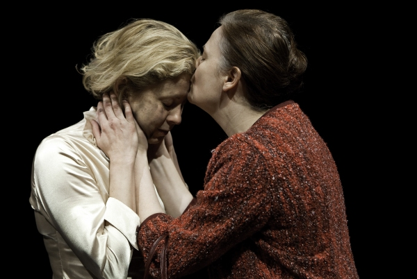 Photo Flash: Tarragon Theatre's SMALL ROOM Production Photos