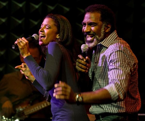 Photo Flash: Public Sings! Production Shots - Norm Lewis, Benjamin Walker & More