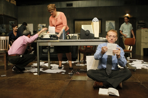 Photo Flash: First Look at GATZ at the Public Theater