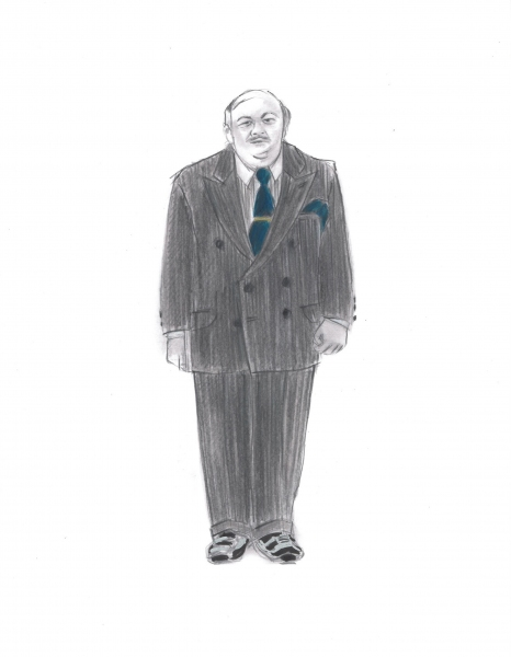 Photo Flash: Costume Designs for Canadian Opera Company's FLORENTINE TRAGEDY and GIANNI SCHICCHI