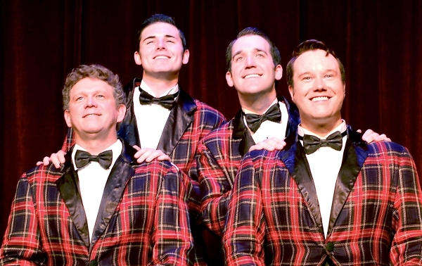 Photo Flash: StarStruck Theatre Presents FOREVER PLAID