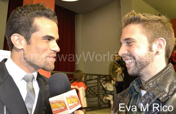 Antonio Najarro y Javi Fernández