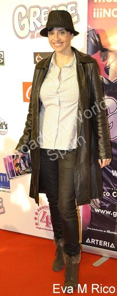 PHOTO FLASH: Noche de estreno de 'Grease' en el Coliseum