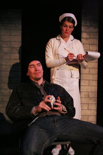 Sean Buchanan and Annabel Capper Photo