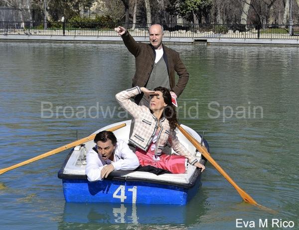 Antoni Comas, Maria Rey-Joly y Paco Mir, parece que lo han encontrado!