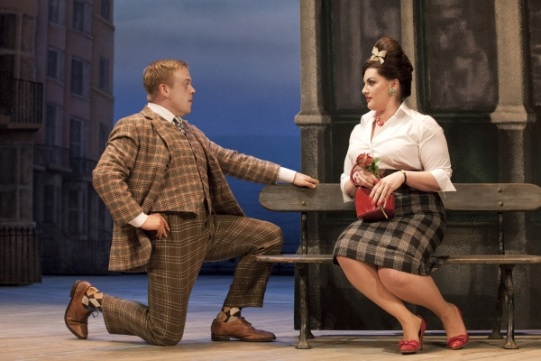 Photo Flash: First Look at  Owain Arthur, Jodie Prenger in ONE MAN, TWO GUVNORS