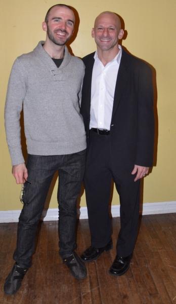Brian Ellingsen and Mark Bennett