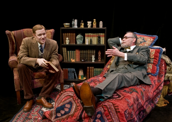 Photo Flash: Taproot Theatre Presents FREUD'S LAST SESSION, 3/23-4/21