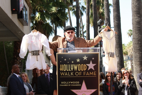 3 at Vanessa Williams, David Mamet and More Celebrate William H. Macy and Felicity Huffman's Walk of Fame Stars!