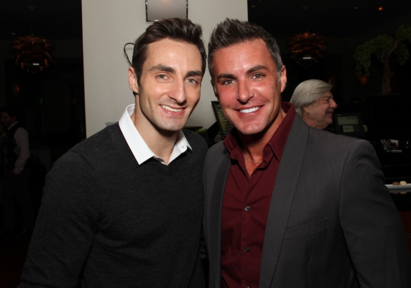 Photo Flash: Jim Caruso's CAST PARTY Visits LA!