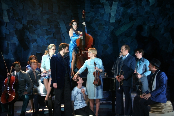 Photo Flash: First Look at Malcolm Gets, Becky Ann Baker, et al. in John Doyle-Helmed MERRILY WE ROLL ALONG