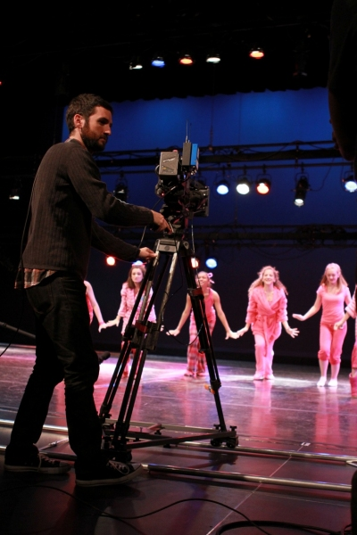 Photo Flash: Behind the Scenes of the Broadway Dreams Foundation TV Test Shoot!