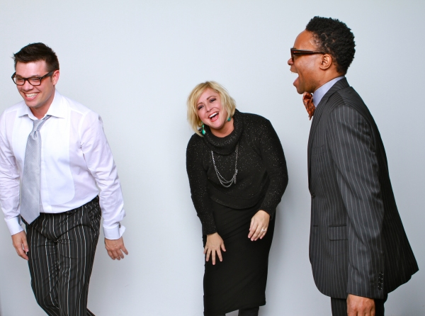 James Kinney, Nikki Snelson and Billy Porter