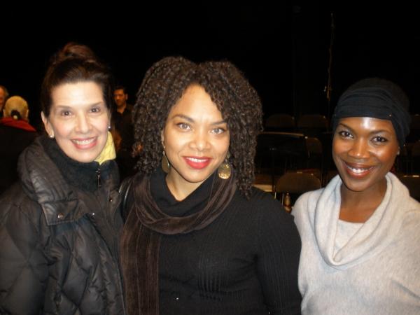 Kathleen Giordano, Diana Zollicoffer, and Kenyetta Lethridge