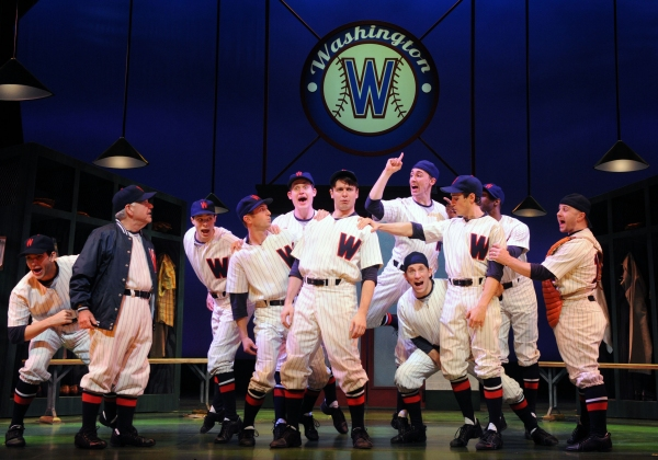 Photo Flash: Paper Mill Playhouse Presents DAMN YANKEES