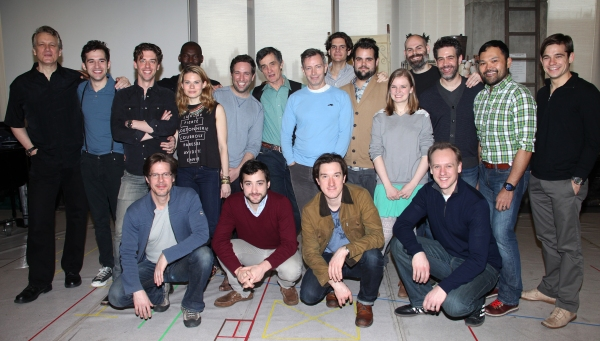 FREEZE FRAME: Meet the Company of PETER AND THE STARCATCHER! Christian Borle & More!